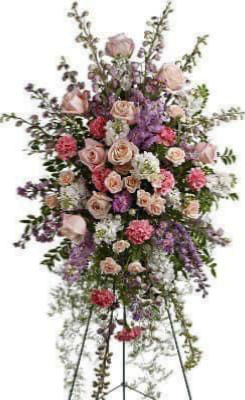 Victorian Rose Garden Spray   in Ozone Park, NY | Heavenly Florist