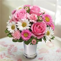 Victorian Splendor™ Petite Bouquet Arrangement