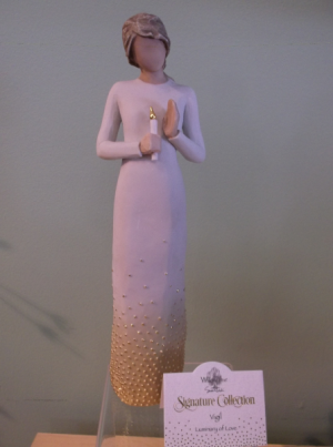 """VIGIL"" WILLOW TREE FIGURINE  in Springfield, VT 