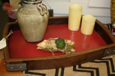 Vino Oak Tray Decor/ Gifts