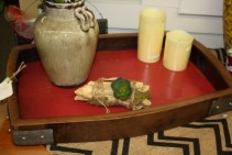 Vino Oak Tray Decor/ Gifts