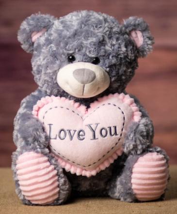 Vintage Bear Valentine's Day