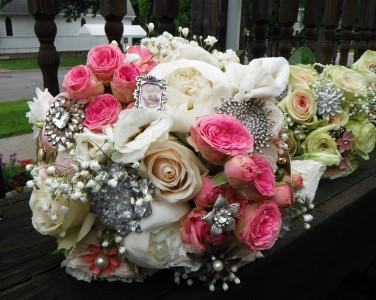 Vintage Bling Wedding Wedding