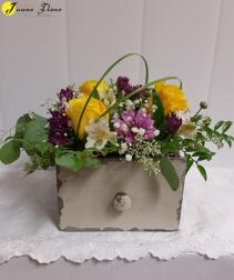 Gen-Vintage Blooms