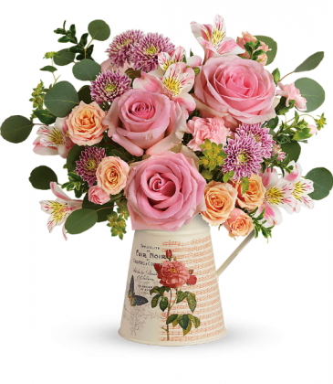 Vintage Chic Bouquet