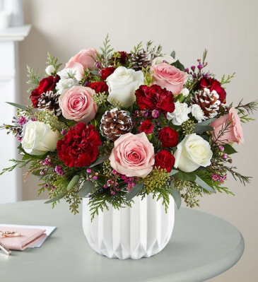 Vintage Chic Bouquet holiday