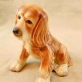 Vintage Goldscheider Springer Spaniel Figurine