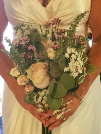 Vintage Inspirations Bridal Bouquet