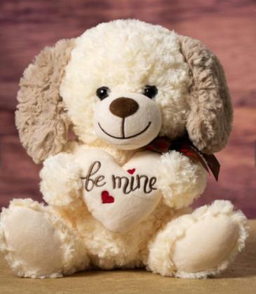 Vintage Love Pup Valentine's Day