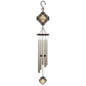 "Vintage "" Memories"" Windchime"