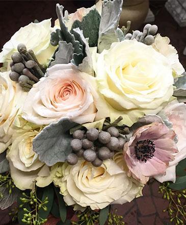 Vintage Pastels Bouquet