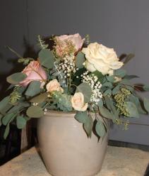Vintage Romance Wedding Flowers