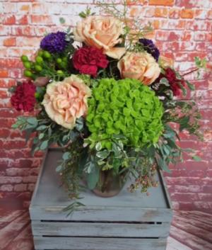 Vintage Valentine  in Davis, CA | STRELITZIA FLOWER CO.
