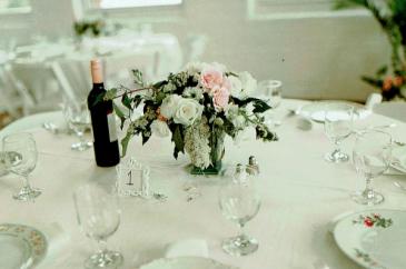Vintage  Wedding Centerpiece Wedding