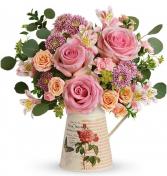 VintageChic Bouquet