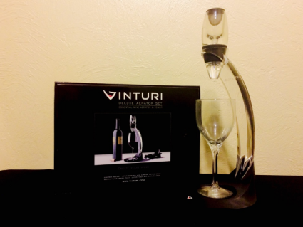 Vinturi Wine Aerator Set *Wine Glass Not Included*