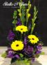 Violet Arrangement