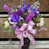 Violet Blooms MD5