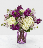 Violet Delight Bouquet