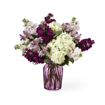 Violet Delight Bouquet Floral