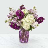 Violet Delight Bouquet MD