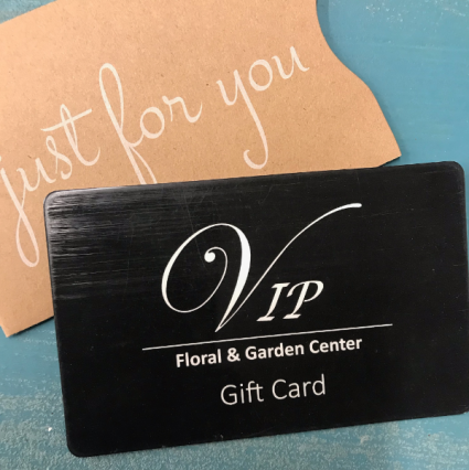 VIP Floral Gift Card Gift Card