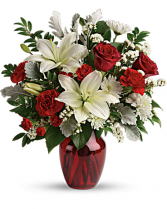 Vision of Love Vase Arrangement