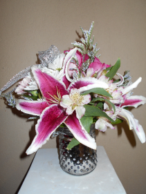 Visions of Love Vase Arrangement