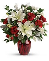 visions Vase Arrangement