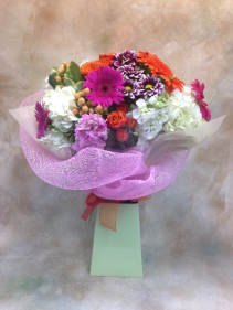 Vivacious Bouquet to Go