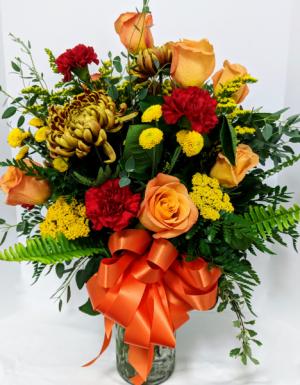 Vivid Amber  in Douglasville, GA | The Flower Cottage & Gifts, LLC