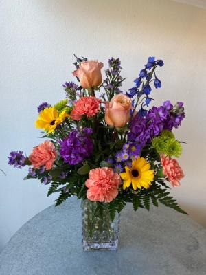 Vivid Love  in La Grande, OR   FITZGERALD FLOWERS
