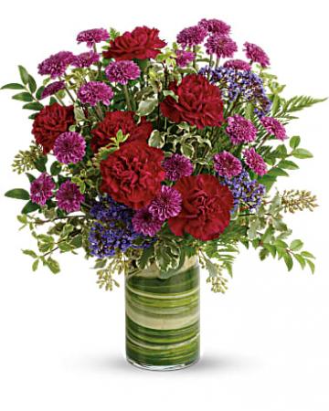 Vivid Love Bouquet