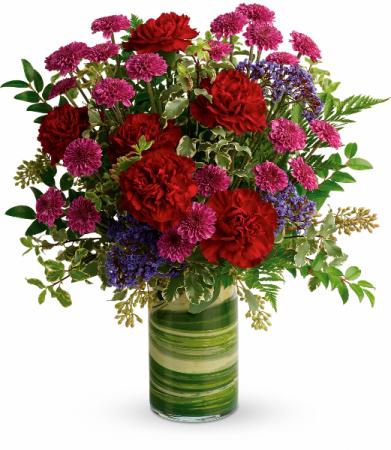 Vivid Love Bouquet HEV554B