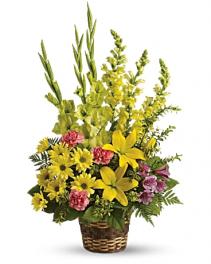 Vivid Memories Funeral Flowers