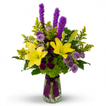Vivid Memories Vase Arrangement