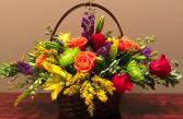 Vivid Personality Fresh Basket