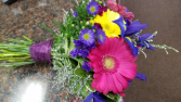 Vivid Spring  Bouquet