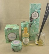 Voluspa Linden & Dark Moss Products