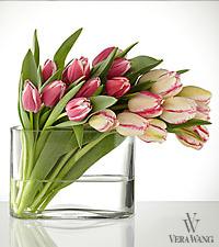 VW Swept Away  Tulips