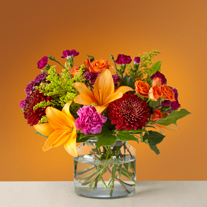WALK IN THE PARK BOUQUET FALL