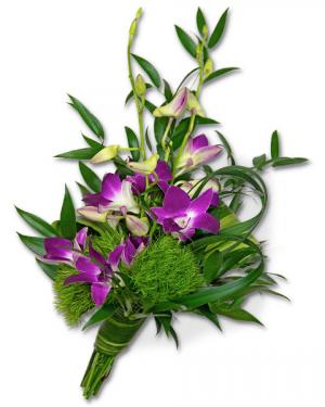 Wanderlust Hand-tied Bouquet Flower Arrangement in Nevada, IA | Flower Bed