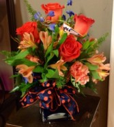 War Eagle Football Season Arrangement