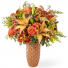 Happy Harvest Wheelbarrow 1-800 FLOWERS BOUQUET