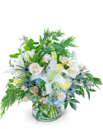 Warm and Joyful Flower Arrangement