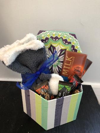 Warm Chocolate Wishes  Gift Baskets