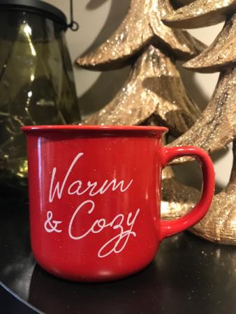 Warm & Cozy Mug