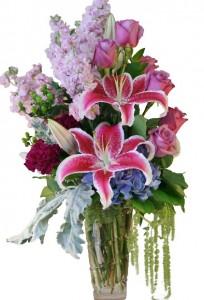 WARM EMBRACE Arrangement of Flowers in Riverside, CA | Willow Branch Florist of Riverside