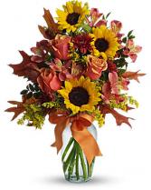 Warm Embrace bouquet