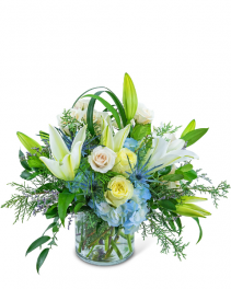 Warm Embrace Flower Arrangement